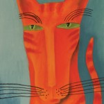Red Cat by Nell Nile
